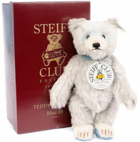 Steiff Teddy Baby 1929 Blau Steiff Club Edition EAN 420016 Boxed NEW 1992/93
