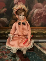 Canadian Doll Artist Joan Curtis Baby Betty Armand Marseille Repro Bisque '79