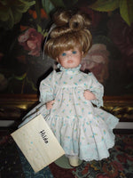 OOAK Artist Laurel 1990 Bisque Doll HILDA Reproduction Antique Kestner Germany