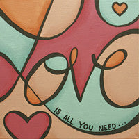 Love Is All You Need Canvas Class