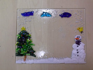 Adult Glass Fusing Party (Deposit)