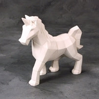 Faceted Unicorn