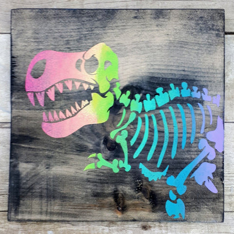 T-Rex Vinyl Cut Out