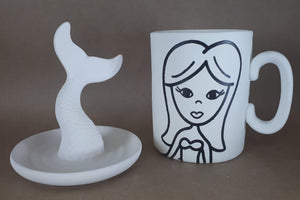 Pottery Painting Take Home Kits