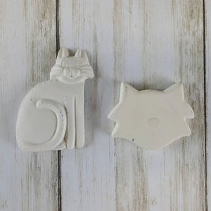 Assorted Cat/Dog Flat Toppers