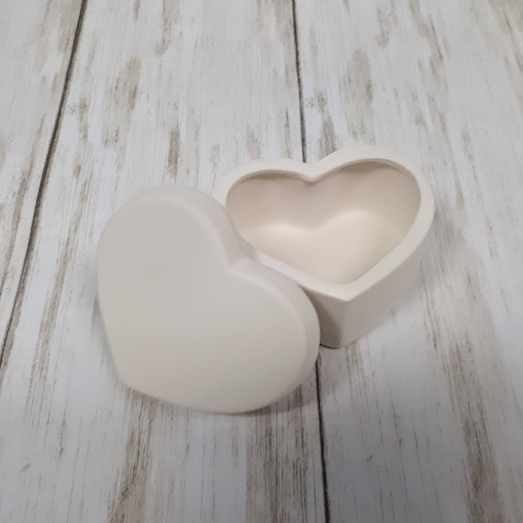 Mini Heart Box