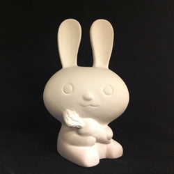Ravin' Rabbit Figurine