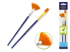 Brush Kits for Create At Home Art Kits