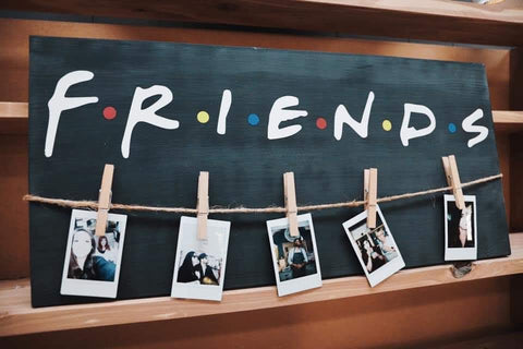 """Friends"" Party"