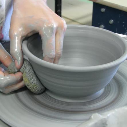 Reserve a Pottery Wheel