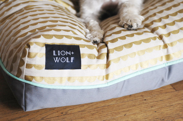 Dog Milk: Review of Lion + Wolf dog beds