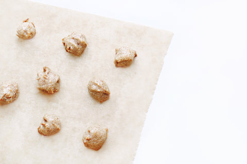 Banana Almond Grain-Free Treats from Pretty Fluffy
