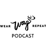 Lion + Wolf Dog Beds on Wag Wear Repeat Podcast