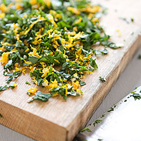 cordell's: Milanese Gremolata - Infused Olive Oil - Olive Oil