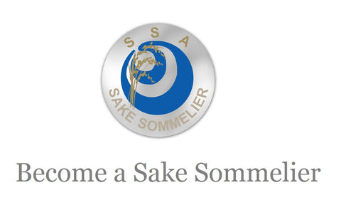 Become a Sake Sommelier