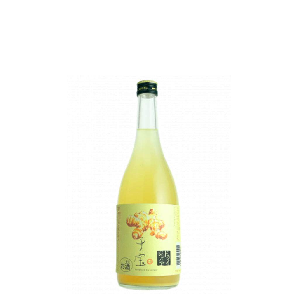 Fruit Sake Kodakara Dry Ginger 720ml