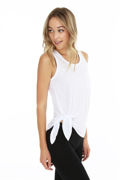 Knotted Pocket Tank