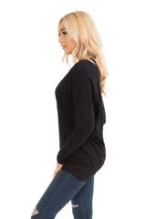 Mixed Rib Tunic