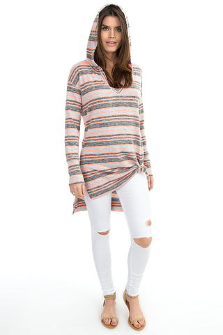 Color Contrast Sweater