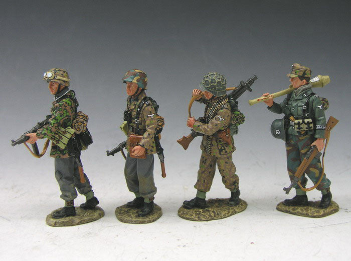 WS207 Soldat Carrying Crate by King /& Country