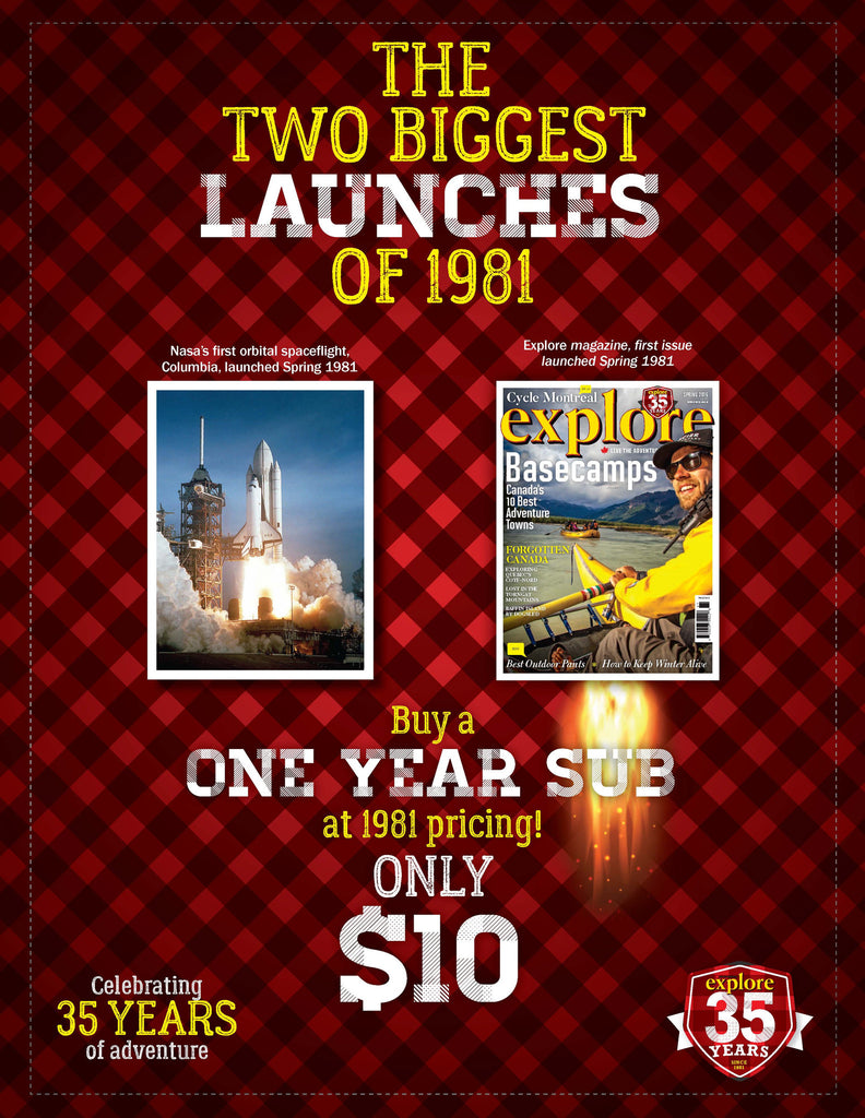 Explore 35th Anniversary Special!