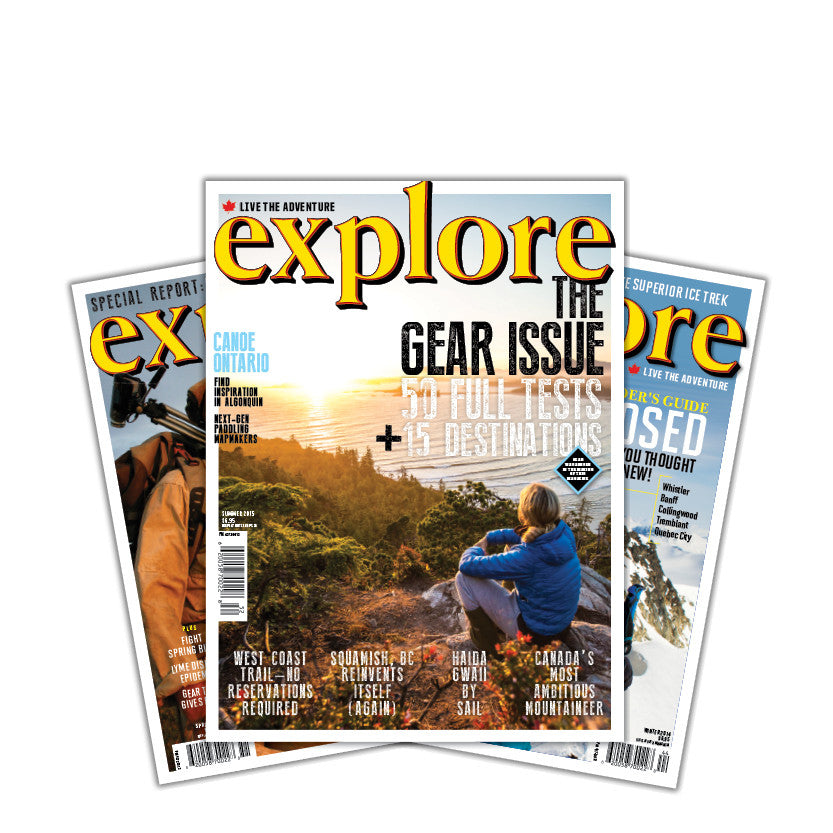 Explore Magazine Summer 2015