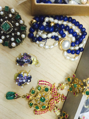 Inherited Jewelry, Redesign As New Heirlooms, Sell Bonham's