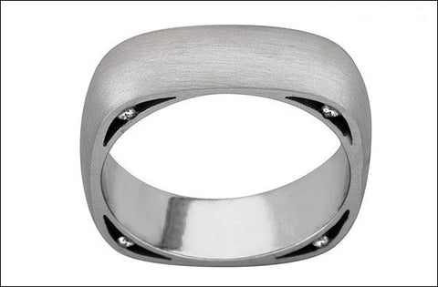 Men's Wedding Band #4665XXMsm