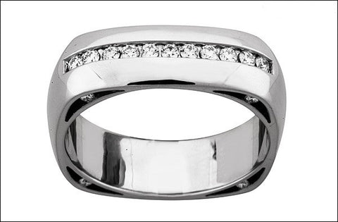 Men's Wedding Band #4666XXMsm