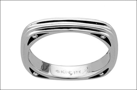 Men's Wedding Band #4665M