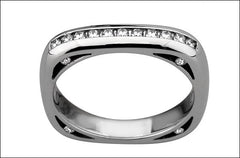 Men's Wedding Band #4666M-sm