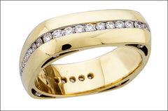 Men's Eternity Band #4667XXM