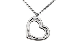 N. Viewpoint Heart Pendent #4886