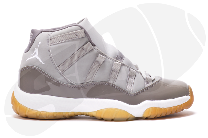 "AIR JORDAN 11 RETRO ""COOL GREY 2000"""