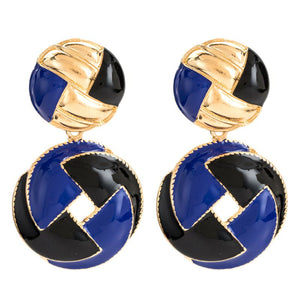Estelle Blue Earrings