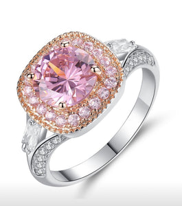 Mercedes Pink Ring