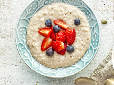 Protein Porridge with Berries