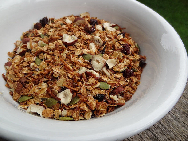 Toasted Muesli Antiox
