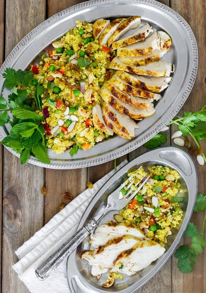 ****lemon chicken / Stir Fried rice