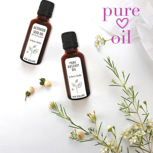 Nourishing Oils Range