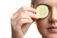 Cucumber cooling Mask (wash off or peel off)