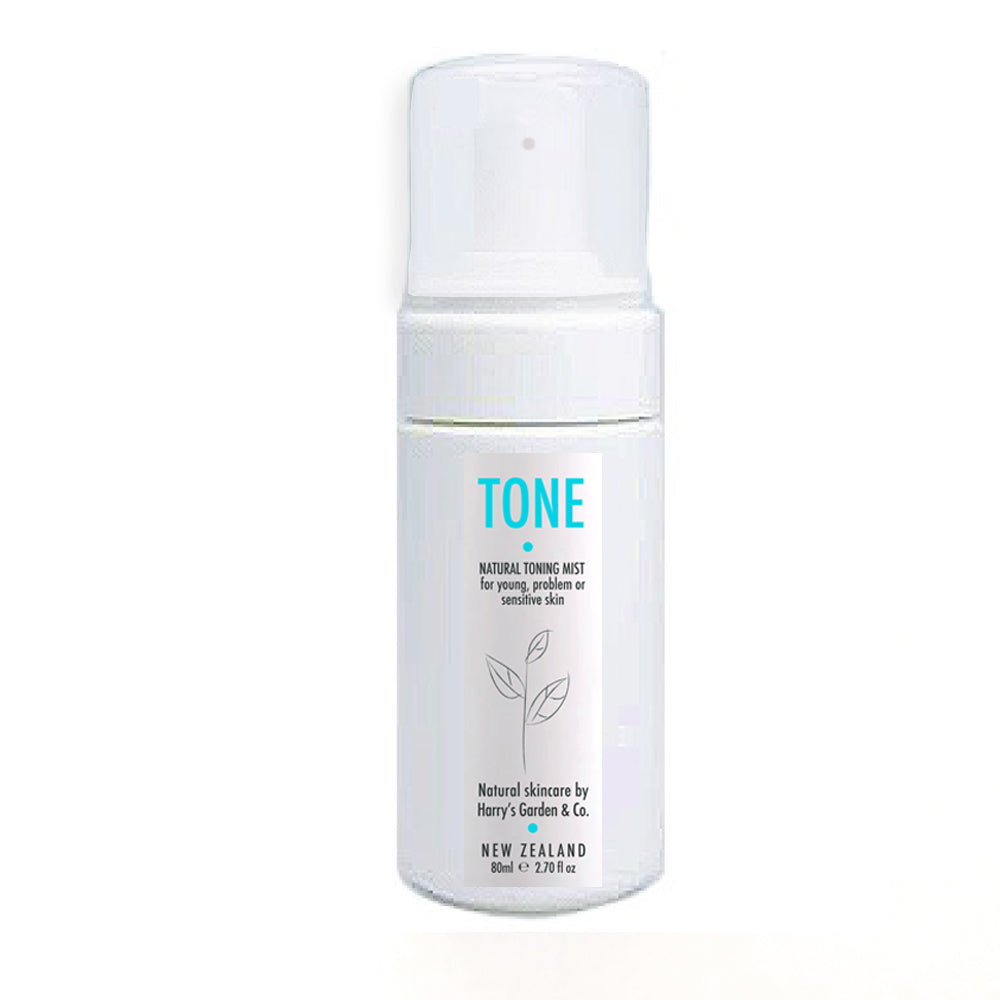 TONE * Natural toning mist for wash for young, problem or sensitive skin