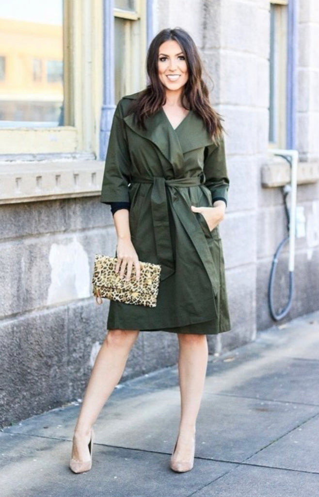 So in love (Trench coat)