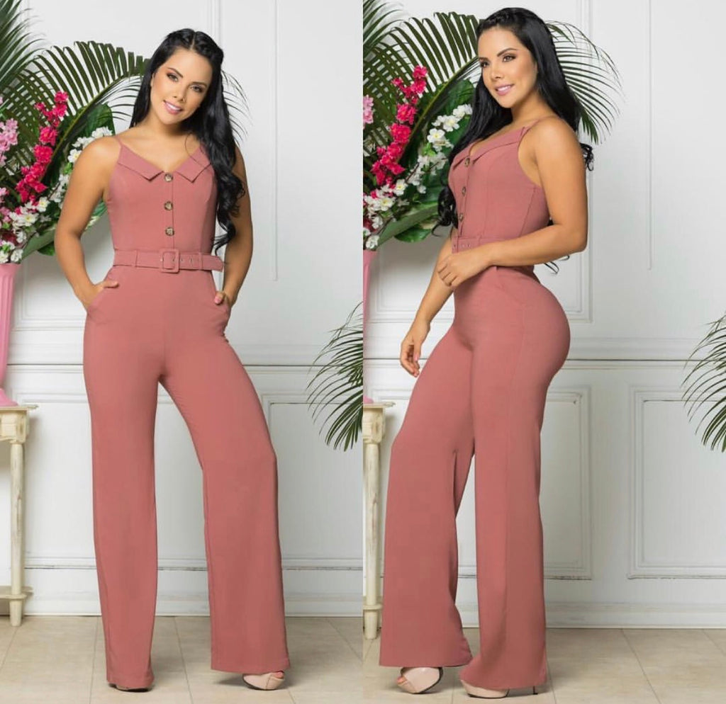 Summer Bliss (Jumpsuit)