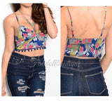 Lani Crop Top