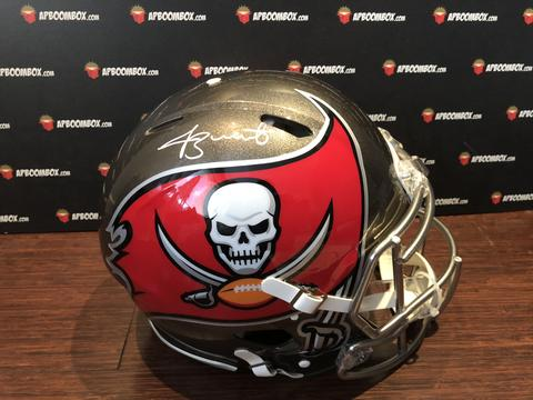 Jameis Winston Autographed Full-Sized Authentic Helmet National Giveaway!