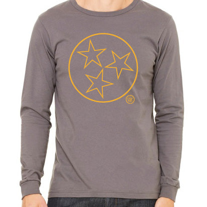 The Tristar Outline Long Sleeve Tee