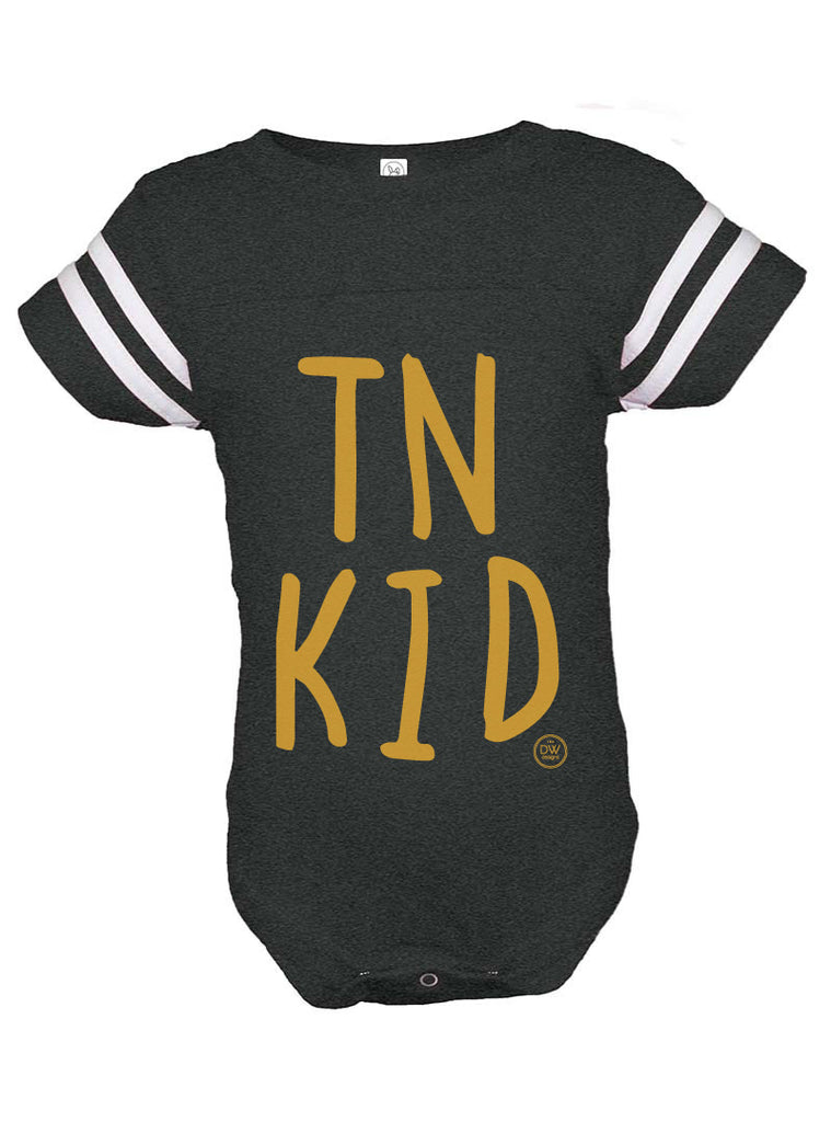 The TN Kid Football Onesie