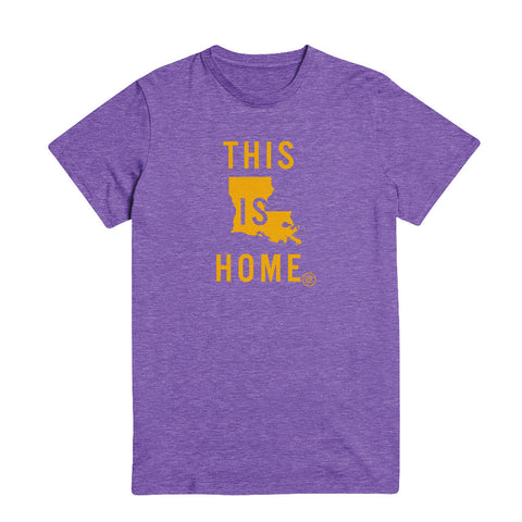 The This is Home Louisiana Tee