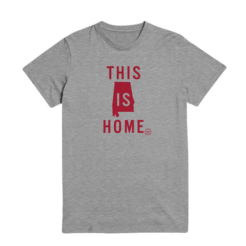 The This is Home Alabama Tee